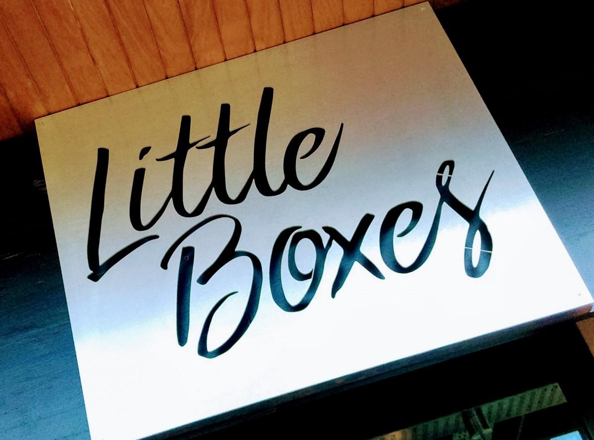 Little Boxes Chamonix