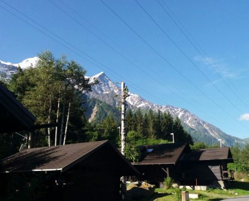 Very Quiet & Peaceful Chamonix Surroundings