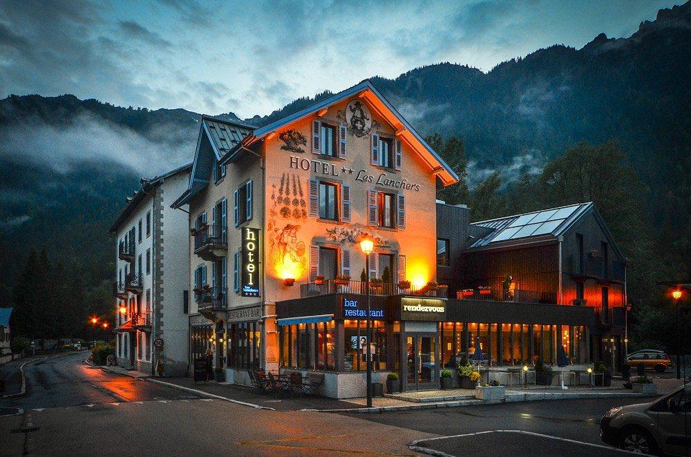 Le Refuge resides inside Hotels In Chamonix Mont Blanc