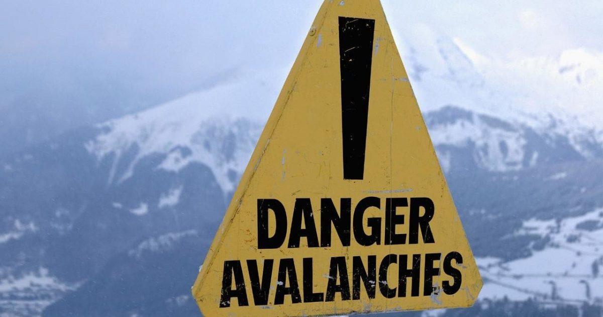 Warning Avalanche