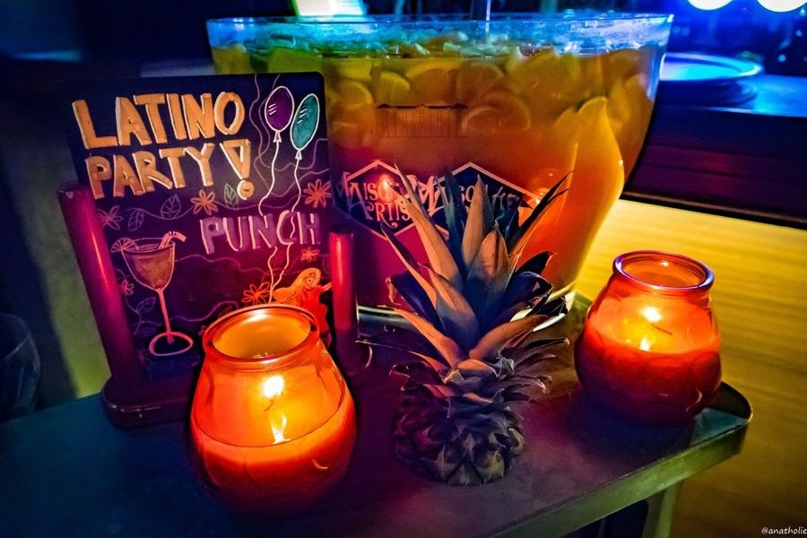 Latino Night | Maison Des Artistes