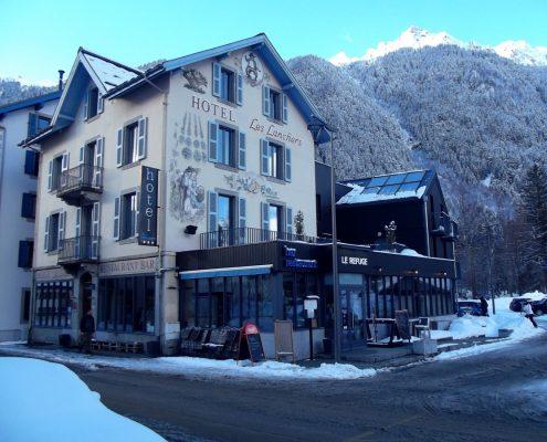 Le Refuge Bistro & Bar Is The Hotels Bar Restaurant