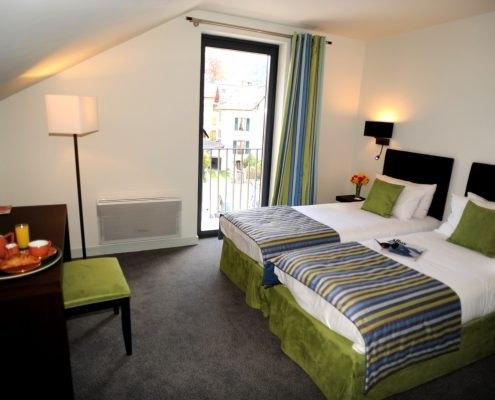 Hotel les Lanchers - Superior Twin
