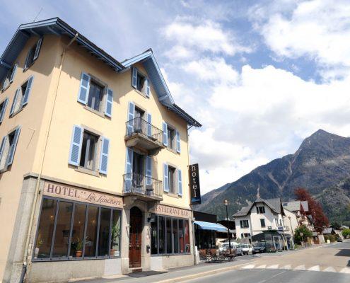 Beautiful Alpine Hotel