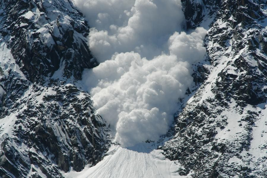 Image result for avalanche chamonix
