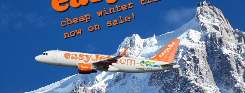 easyjet cheap winter tickets now on sale
