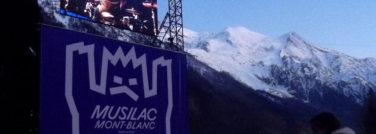 Musilac Festival 2019 Chamonix Mont Blanc