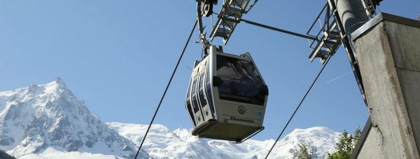 Brévent Telecabin / Ski Lift