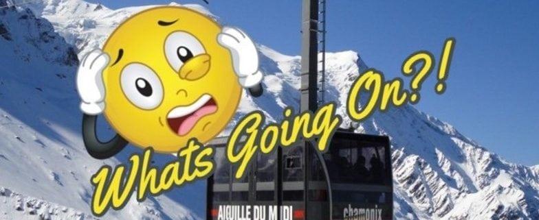 Aiguille du Midi Chamonix Mont Blanc News