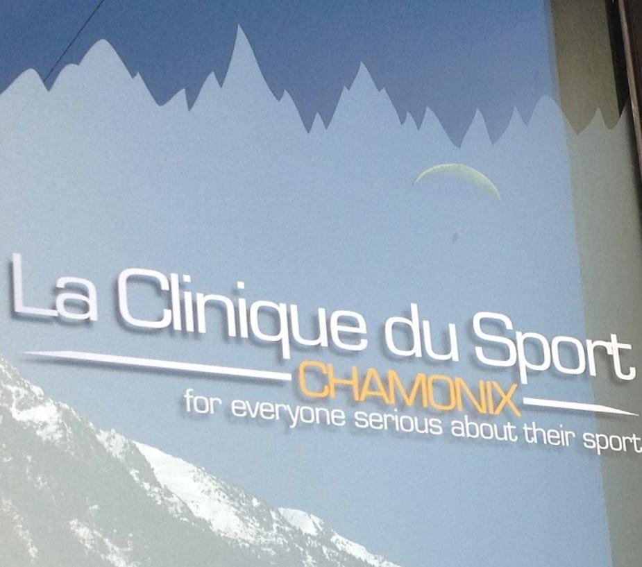 Clinique du Sport Chamonix