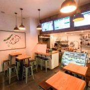 Bluebird Café After Its Modern Renovation...Bacon Bap Anyone?