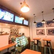 Bluebird Café After Its Modern Renovation...Full English Anyone?