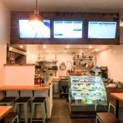 Bluebird Café After Its Modern Renovation...Sausage Bap Anyone?