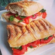 Fresh sandwiches to be tried before or after your hike...