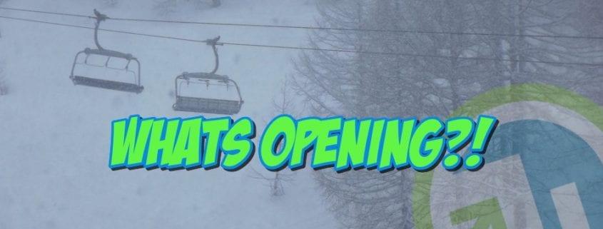 Chamonix Mont Blanc | Lift Opening Dates/Times