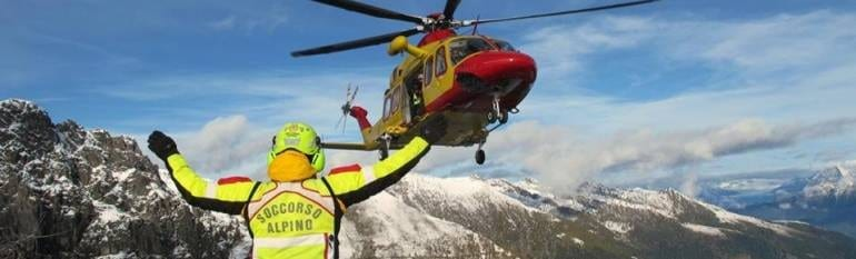Italian Mountain Rescue