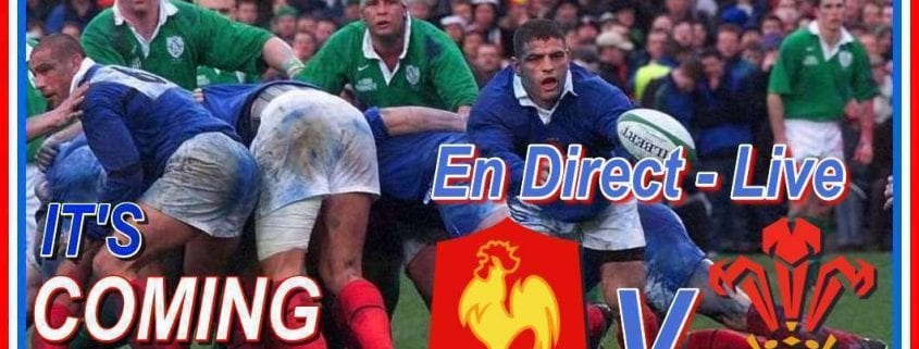 6 Nations Rugby Chamonix Live