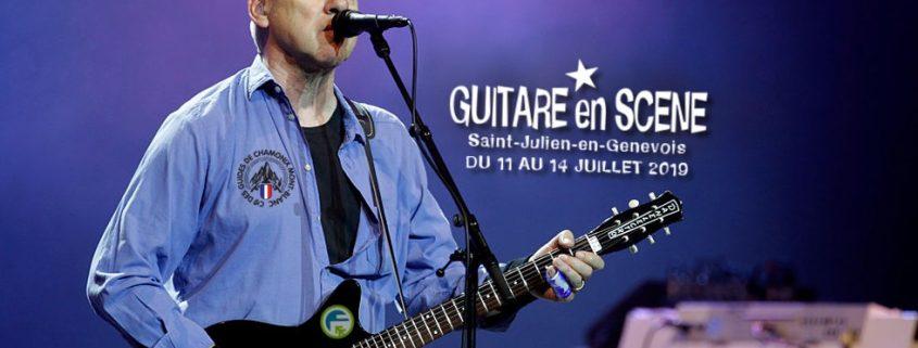 Guitare en scene Chamonix Planet Chamonix News
