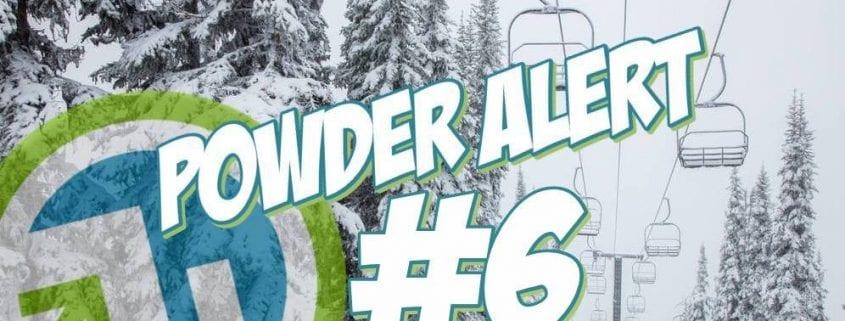 Snow Alert Chamonix Snow